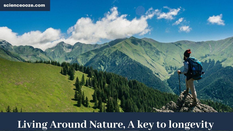 Living Around Nature