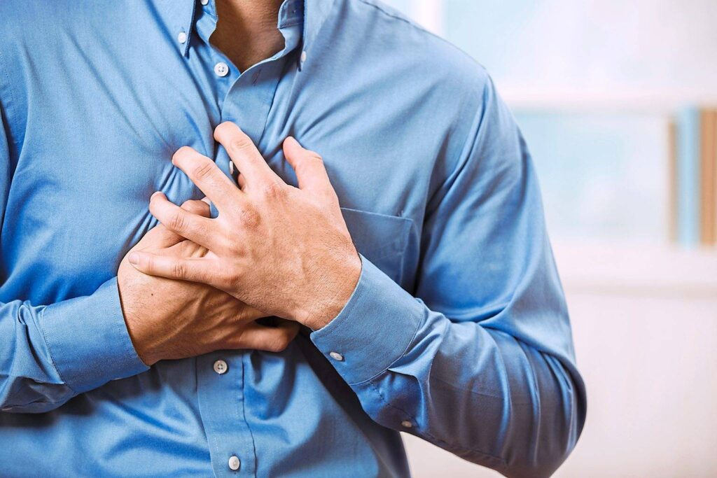 Fish intake is associated with a lower risk of fatal and overall coronary heart