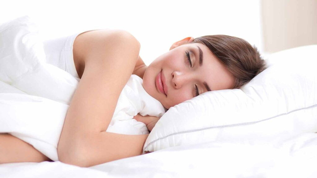 If you find it difficult to fall asleep, it can be easy to eat more fish.
