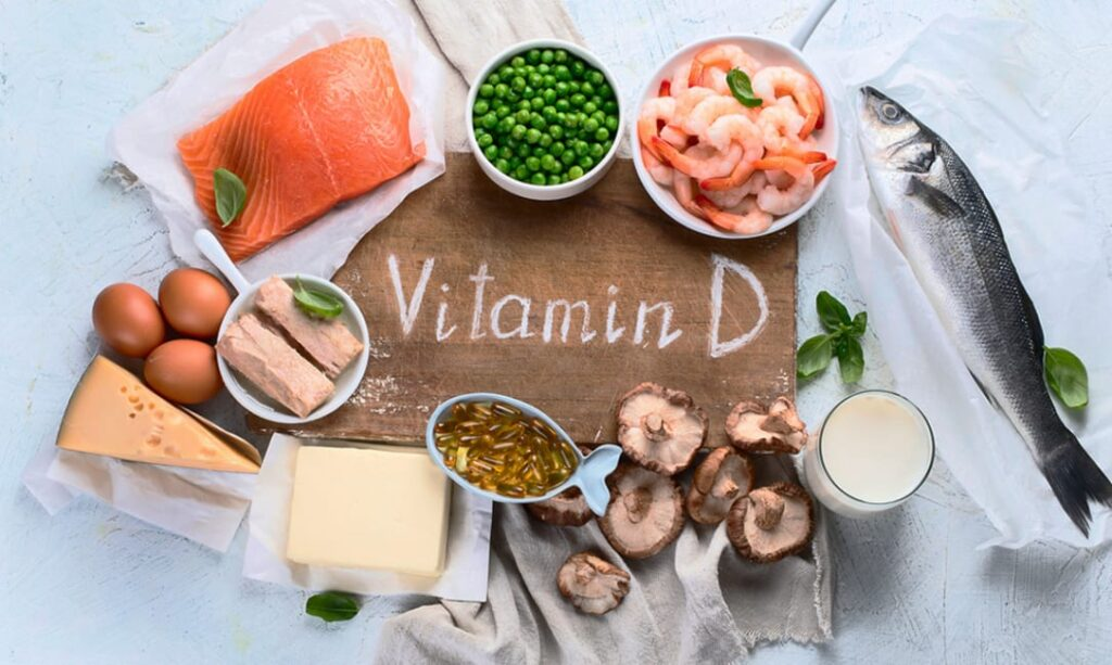 Fish are rich in vitamin D, according to the National Institutes of Health, and they considered it one of the best dietary sources for this essential nutrient.