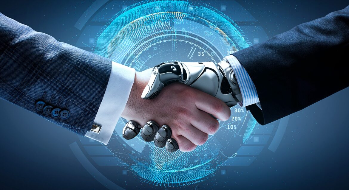 How the development of artificial intelligence will help humanity