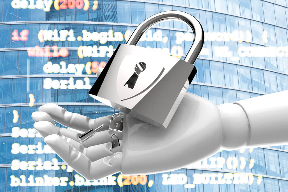 Artificial Intelligence plays a role in cybersecurity
