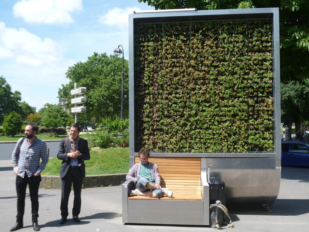 Small Forest that can Tackle Filthy Air